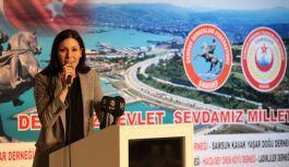 Karaaslan, Bursa'da Samsunlularla Buluştu