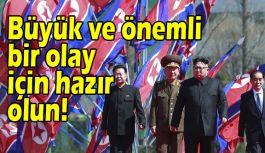 Kuzey Kore'den Tehdit; Büyük bir Olaya Hazır Olun!
