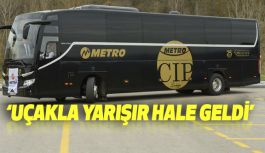 Metro Turizm 25. Yılını Samsun'da Kutladı