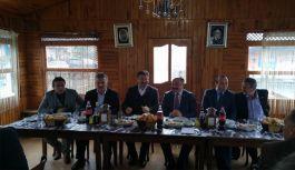 MHP Heyeti Salıpazarı'nda