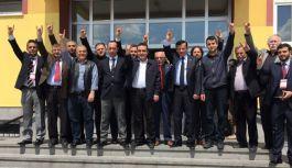 MHP'li Başkan Murat Çiçek oyunu kullandı