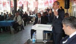 MHP'li Erkan Haberal: hesap verilen ve sorulan dönem başlayacak