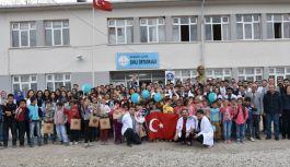 Samsun'da; Hekimler Yardıma Koşuyor