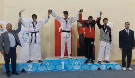 Türkiye şampiyonu Şahinbey'den