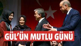 Abdullah Gül'ün Mutlu Günü