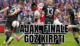 Ajax: 4 - Lyon: 1