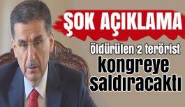Ankara Valisi açıkladı: Öldürülen 2 terörist...