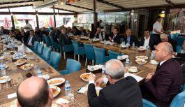 Başkan Togar, 'Muhtarlar mahallelerinin sesidir'