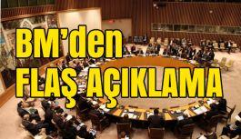BM'den Flaş IŞİD Açıklaması