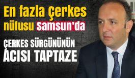 """CHP'li Akcagöz'den """"Çerkes sürgününün yıl dönümü"""" Mesajı"""