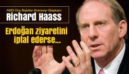 Cumhurbaşkanı Erdoğan ziyaretini iptal ederse ne olur?