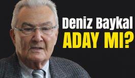 Deniz Baykal: Cumhurbaşkanlığı Seçiminde Aday mı?