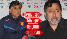 Denizlispor - Göztepe maçının ardından değerlendirme