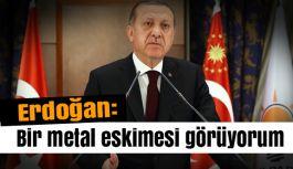 Erdoğan; Köklü değişimi İşaret Etti