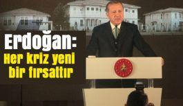 """Erdoğan: """"Suriye, Irak'taki vahşet yüreğimizi parçalıyor"""""""
