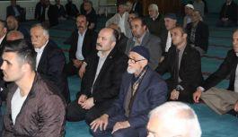 Erhan Usta Samsun'da Mevlit programına katıldı