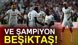 Gaziantepspor: 0 - Beşiktaş: 4