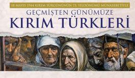 """""""Geçmişten Günümüze Kırım Türkleri"""""""