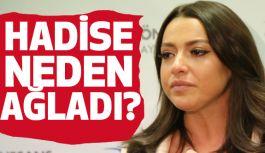 Hadise'yi İzmir'de Ağlatan Olay