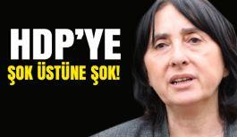 HDP'ye Bir Şok Daha...