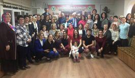Kosovalı Kadınlar Atatürk şehrinde