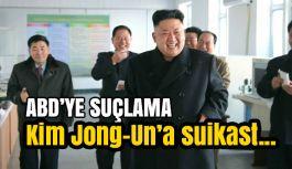 Kuzey Kore'den Suikast İddiası
