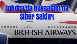 Londra'da Uçuşlar İptal!
