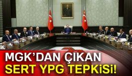MGK'dan Çıkan Sert YPG Tepkisi!