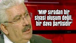 """MHP'den """"Kongrelerin Anlam ve Önemi"""" açıklaması"""