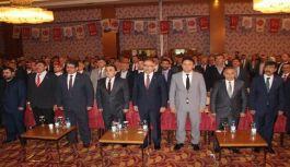 MHP Konya'da kongre heyecanı: Murat Çiçek Yeniden Başkan