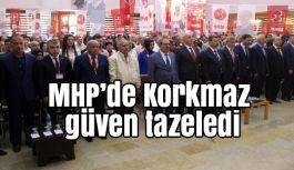 MHP Muğla Olağan Kongresinde Güven Tazelendi