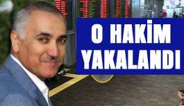Öksüz'ü Serbest Bırakan Hakim Yakalandı