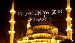 RAMAZAN-I ŞERÎFİMİZ MÜBÂREK OLSUN!..