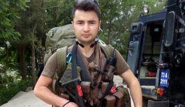 Samsunlu Şehit özel harekat polisinin evine ateş düştü