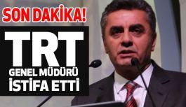 TRT Genel Müdürü İstifa Etti