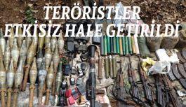 TSK'dan PKK'ya Büyük Darbe