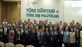 Türk Dünyası Çalıştayı Yapıldı