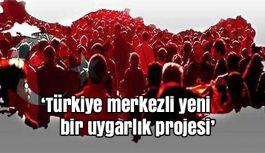 Türkiye merkezli yeni bir uygarlık projesi