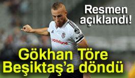 West Ham United'a kiralanan Gökhan Töre Beşiktaş'a döndü