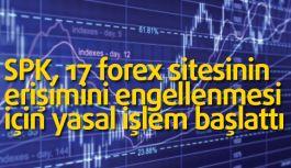 17 forex sitesine yasal işlem başlatıldı