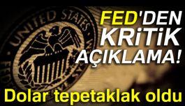ABD Merkez Bankası (FED) Kararını Açıkladı