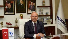 Başkan Togar'dan Bayram Kutlaması
