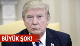 Donald Trump'a büyük şok!