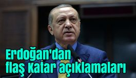 Erdoğan'dan Flaş Katar Açıklaması