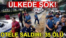 Filipinler'de Kumarhane Baskını: 35 ölü