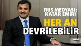 """Katar Emiri her an devrilebilir"""
