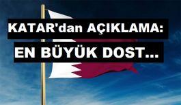 """""""Katar'ın en yakın olacağı ülke bundan sonra Türkiye olacak"""""""