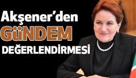 Meral Akşener; Hukuk Devleti Tuzak Kurmaz!