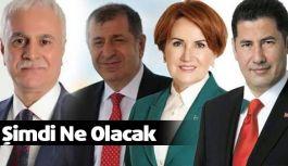 MHP'li Muhalif Liderler Şimdi Ne Yapacak?