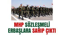 MHP Milletvekili Yönter: Vatan Savunmasının Sözleşmesi Olmaz